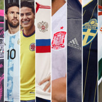 Photo of Ten New Worldwide Soccer Kits Launched This Week – SportsLogos.Internet Information